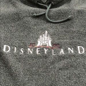 Vintage Disneyland Sage Green Sweatshirt